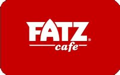 Fatz Gift Cards - buy fatz cafe gift cards at a 12 9 discount giftcardplace