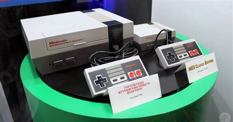 Nintendo Mini Nes Classic Edition why is the nes classic edition coming back polygon
