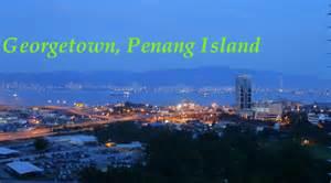British Houses by Georgetown Penang Island By Kadu