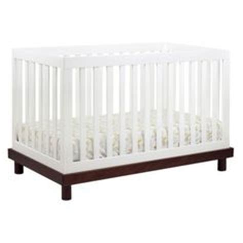 Cribs Without Bars by Wood Crib Without Bars Baby Furniture The Modern
