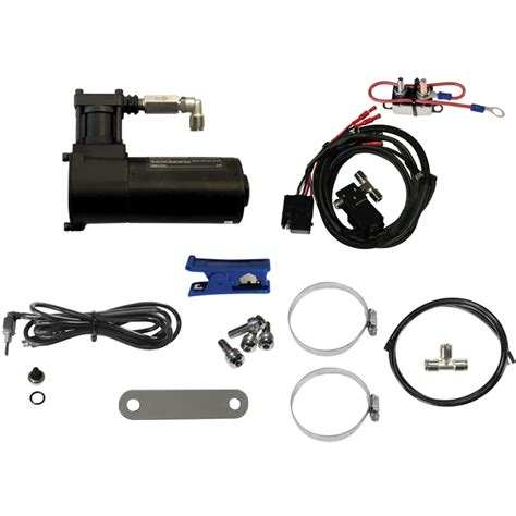 simple air ride system for harley davidson flh flht air suspension