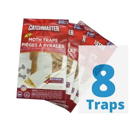 Pheromone Pantry Moth Traps by Best Pheromone Moth Trap Safe Pesticide Free Pheromone Traps