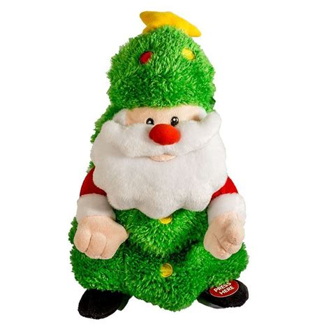 santacruz with christmas tree animated animated santa tree buy at qd stores
