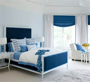 Blue Bedroom Ideas Shades Of Blue For A Powerful Interior