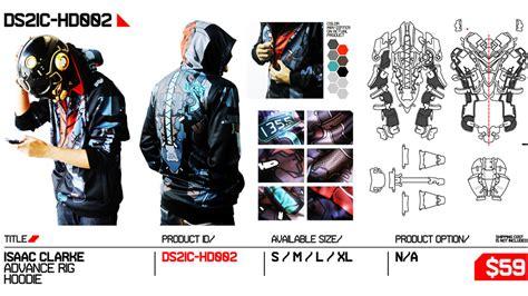 Hoodie Biru Dongker Dead Space you can now dress just like isaac clarke kotaku australia
