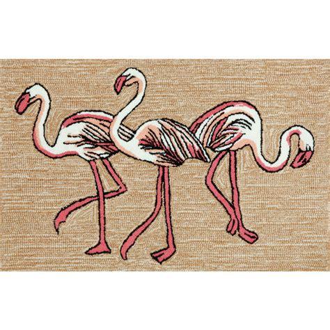 flamingo rug flamingo sand indoor outdoor rug