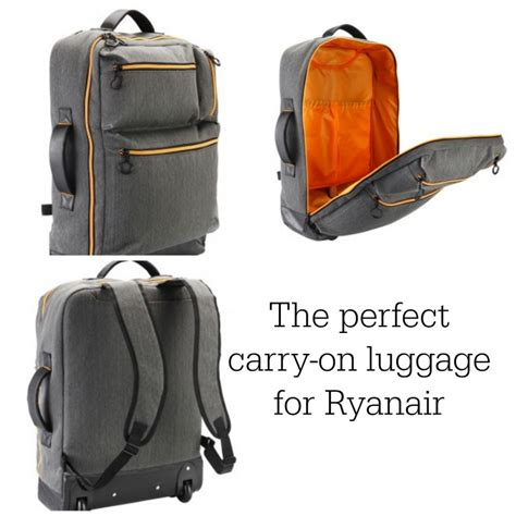 wizz cabin baggage tips for flying with ryanair