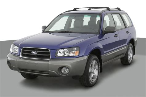 2003 subaru forester reviews 2003 subaru forester reviews images and