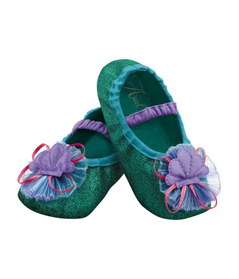 princess slippers princess ariel toddler slippers costume accessories