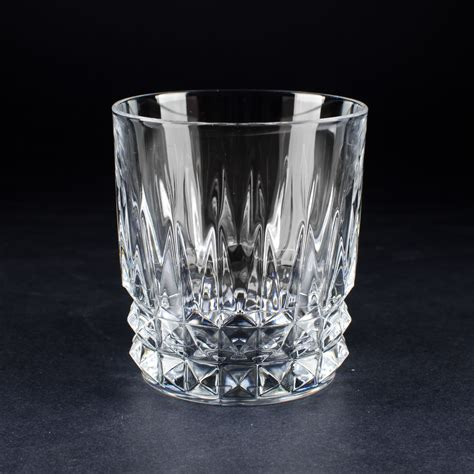crystal barware glassware collection tempered spirits