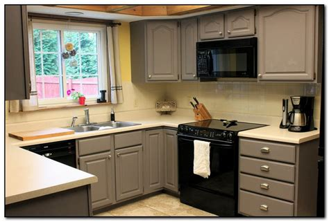 ideas on painting kitchen cabinets ideas for unique kitchen home and cabinet reviews