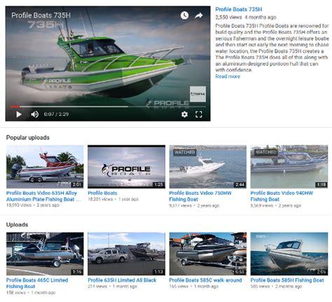 list of fishing boat brands profile boats no 1 brand aluminium fishing boat