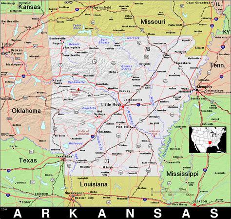 us map arkansas map of arkansas and oklahoma swimnova
