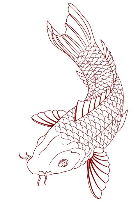 tattoo japanese stencils 19 best japanese koi fish tattoo stencils images on