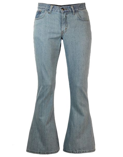 70s Flare by Madcap Rock Flare Retro 70s Denim Flares