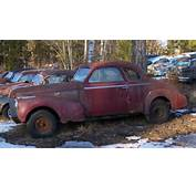 1940 Buick Coupe $269500