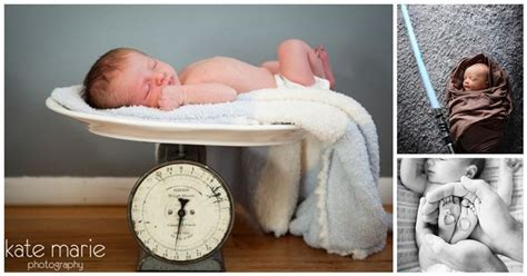 these baby photo shoots seriously failed diy cozy home