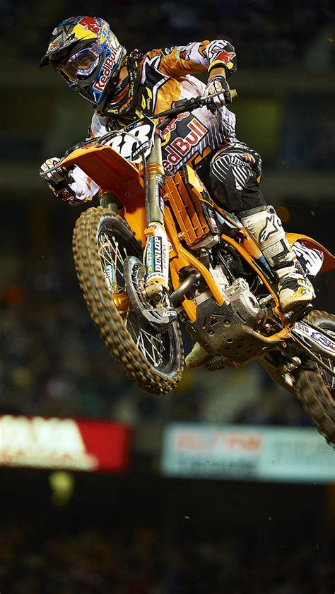 wallpaper iphone 5 ktm travis pastrana jump images wallpapers for iphone 5 hd