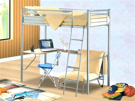 pictures of bunk beds with desk underneath loft bed with futon underneath bunk and desk image of