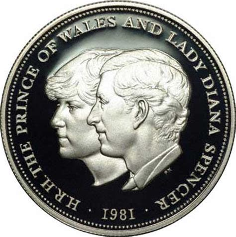 Wedding Gift Value Uk by 1981 Coins As Gifts