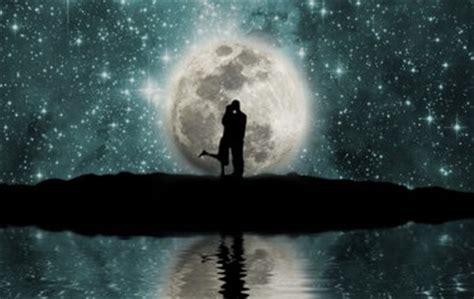 imagenes romanticas bajo la luna la luna los signos y las emociones