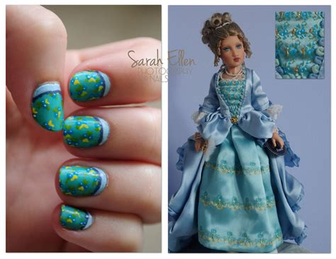 doll challenges doll challenge nails by robertsphotography on