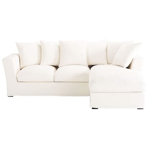 linen sofa bed 5 seater linen corner sofa bed in white bruxelles