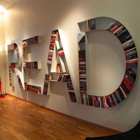 creative shelving shelve it 15 more creative unique bookcases