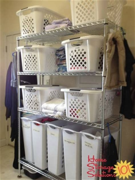 laundry room accessories storage collect laundry with a clothes her basket or bag