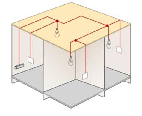 domestic lighting circuit domestic circuits simplifydiy diy and home improvement