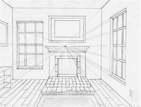 draw a room online 78 best images about one point perspective on pinterest