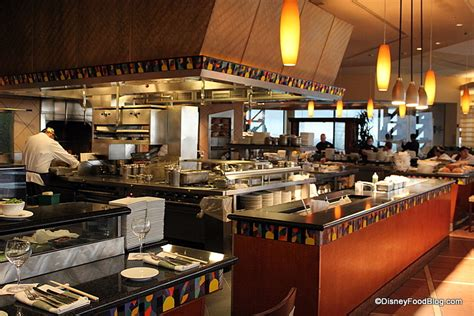 Kitchen Grill Restaurant News Temporary Closure In 2013 For Disney World S