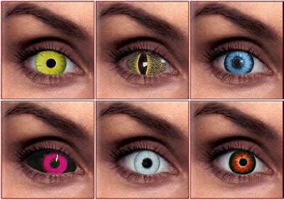 special effects color contacts the presurfer special effect contact lenses
