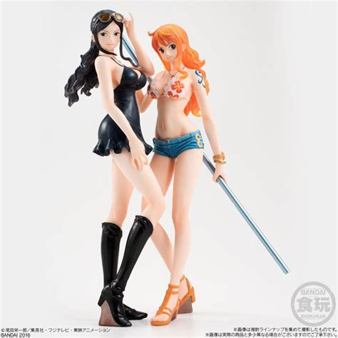 Figure Pvc One Glitter And Glamours Nami Dress Crunchyroll Coup D 蜩il Sur Les Figurines One