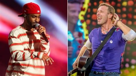 coldplay big sean nouveau titre pour coldplay en feat avec big sean