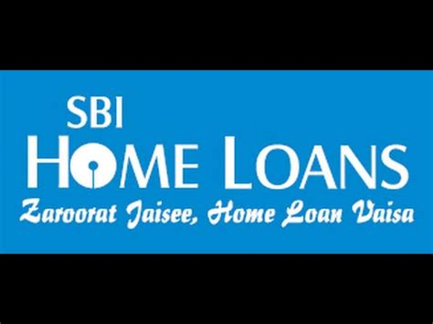 sbi housing loan interest sbi home loans at attractive interest rate youtube