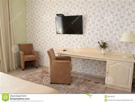 description d une chambre d hotel fragment d un int 233 rieur d une chambre d h 244 tel moderne avec
