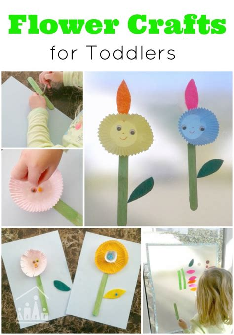 crafts for toddlers flower activities for toddlers crafty at home
