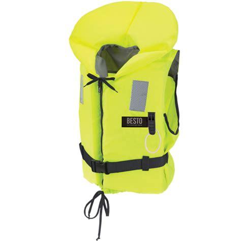 reddingsvest geel besto econ 100n geel reddingsvest zwemvesten nl