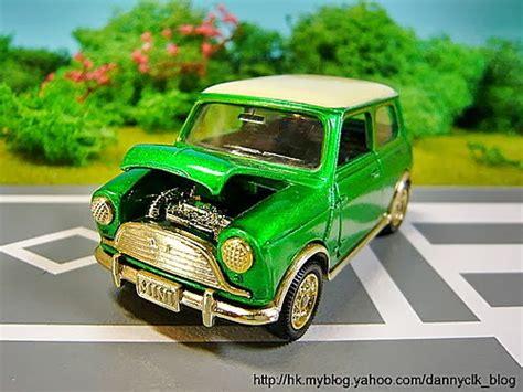 Morris Mini Cooper Mk 1 Tomica Dandy 3 Unit clk s model car collection clk の車天車地 tomica dandy j 15