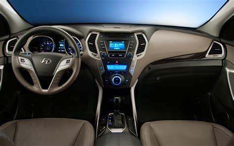 Hyundai Santa Fe Interior by 2012 Hyundai Santa Fe Reviews And Rating Motor Trend