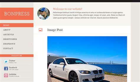 meilleurs themes photo wordpress les 25 meilleurs th 232 mes wordpress gratuits pour 2013