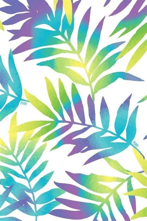 patterns in nature rainbow iphone wallpaper neon rainbow nature leaf pattern white