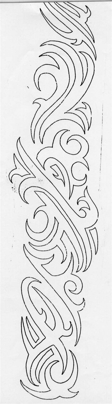tattoo outline printer arm band tattoos 96arm17 jpg follow link to print full