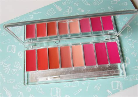 Jual Lipstik Wardah Eksklusif palette lipstick wardah the of