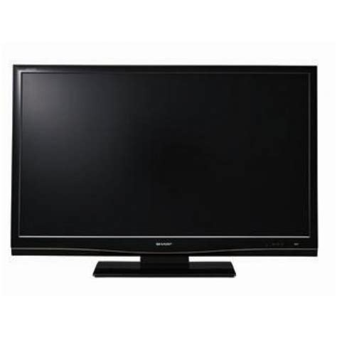 Tv Lcd Aquos Sharp Lc 46a83m 46 Quot Hd Aquos Lcd Tv 110220volts