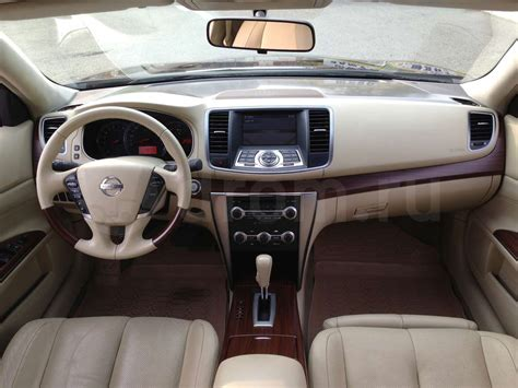 nissan teana 2009 interior nissan teana 2009 reviews prices ratings with various