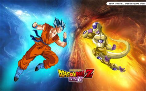 wallpaper dragon ball z resurrection f dragon ball z resurrection of f info poster wallpapers