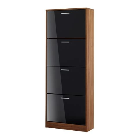 black shoe cabinet shop for cheap house accessories and