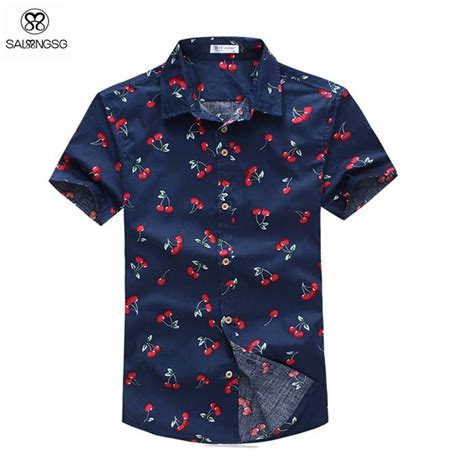 8 Must Shirts For Summer by Big Size Shirt Summer Sleeve Floral Shirt